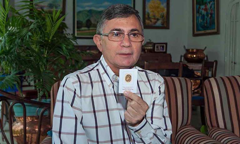 Pablo González, um dos restauradores relata
