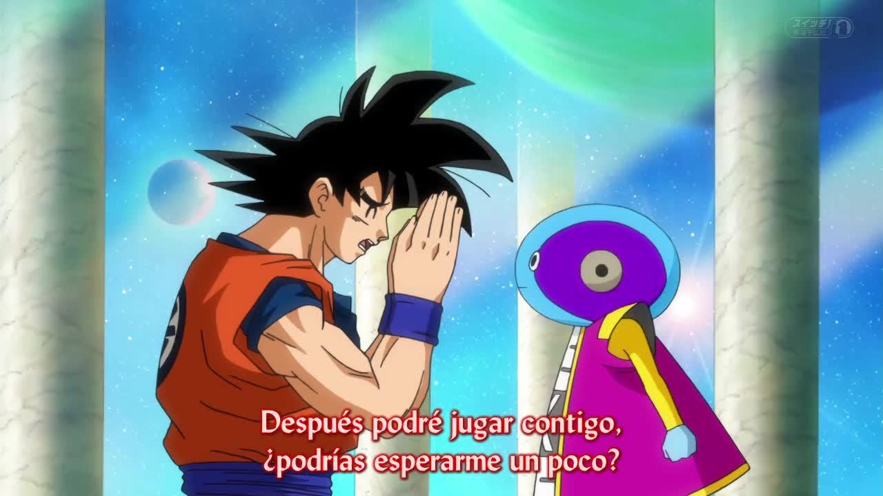 Ver Dragon Ball Super Saga de Trunks del Futuro - Capítulo 55