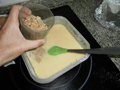 bizcocho de las carmelitas descalzas de sevilla, receta, bizcocho natural, masa madre,