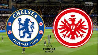 Eintracht Frankfurt - Chelsea Canli Maç İzle 02 Mayis 2019