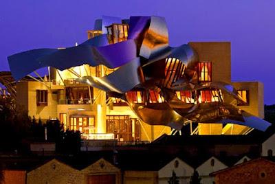 Marqués de Riscal Vineyard Hotel