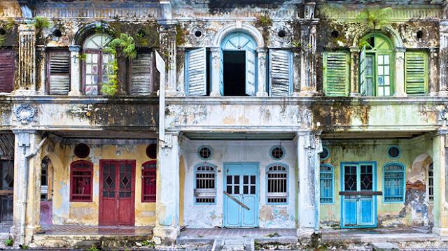 Nhà cổ tại George Town