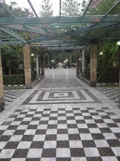 foto de la Alameda Apodaca de Cadiz