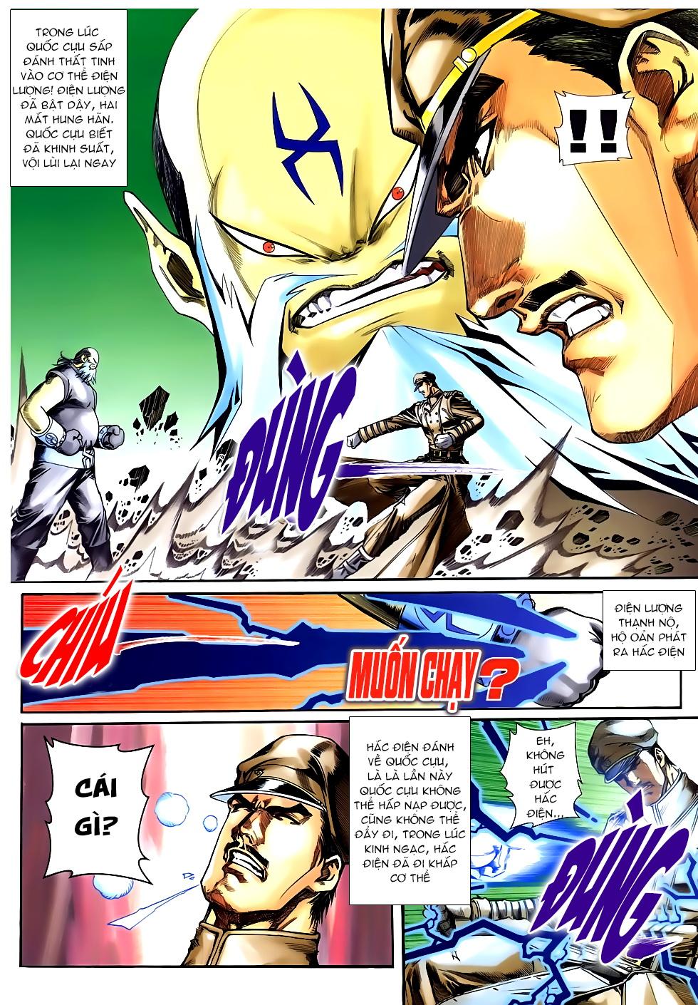 Bát Tiên Đạo chap 84 - Trang 14
