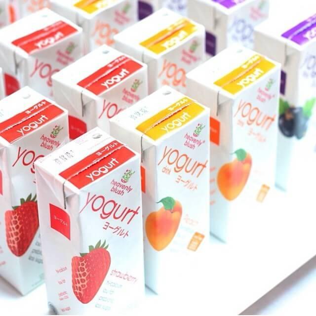 Manfaat Yoghurt Heavenly Blush Untuk Kesehatan RTD