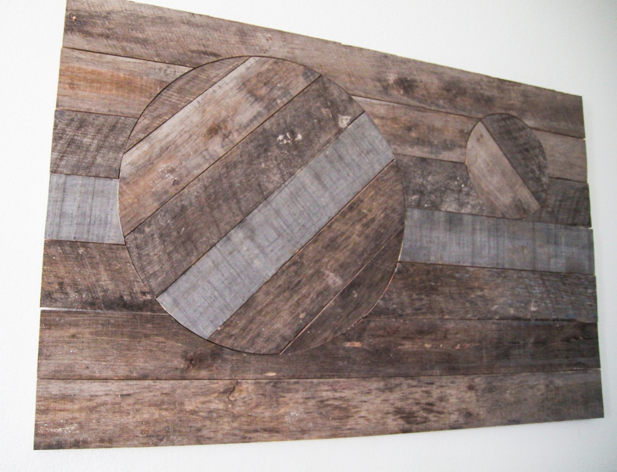 Reclaimed Wood Wall Art Everyday Shopaholic