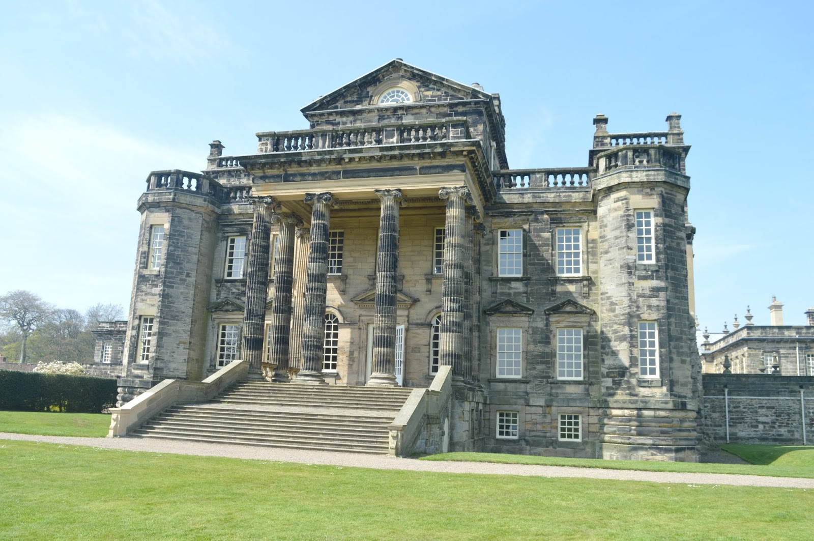 Great Northumberland - Seaton Delaval Hall
