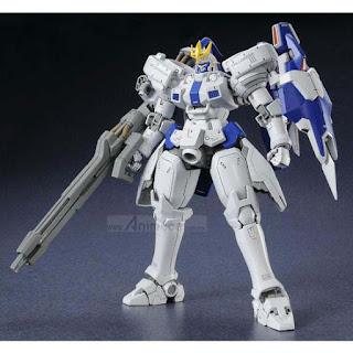 Tallgeese III OZ-00MS2B EW Ver. Master Grade (MG) 1/100 Model Kit New Mobile Report Gundam Wing Endress Waltz
