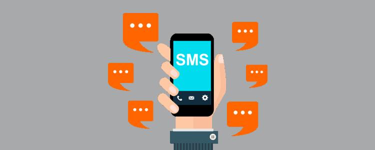 Envio de SMS curto