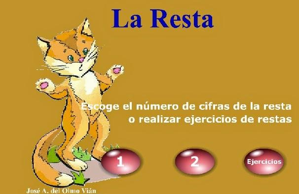 http://www.juntadeandalucia.es/averroes/~23003429/educativa/laresta.html