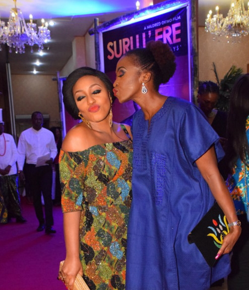 surulere movie premiere