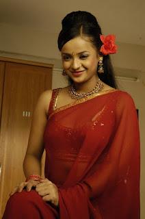 Tanu-Roy-hot-sleeveless-blouse