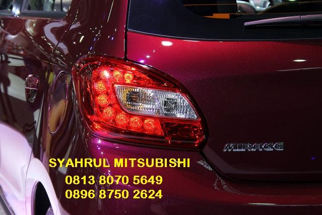 LED Lampu Belakang Mitsubishi New Mirage 2016