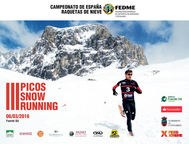 III Picos Snow Running