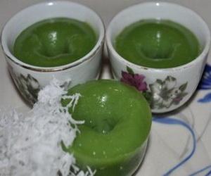 Resep Kue Lumpang Pandan Khas Palembang