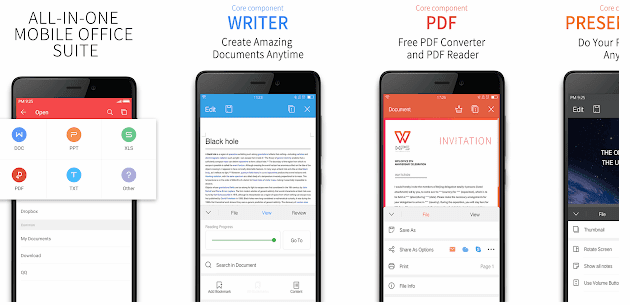 wps office,seo apps for android, digital marketing apps for android, social medial marketing apps