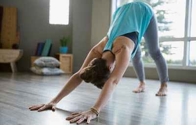 Tập yoga tốt cho tim mạch