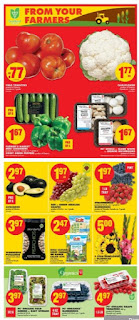 No frills Toronto flyer Aug 10 - 16, 2017