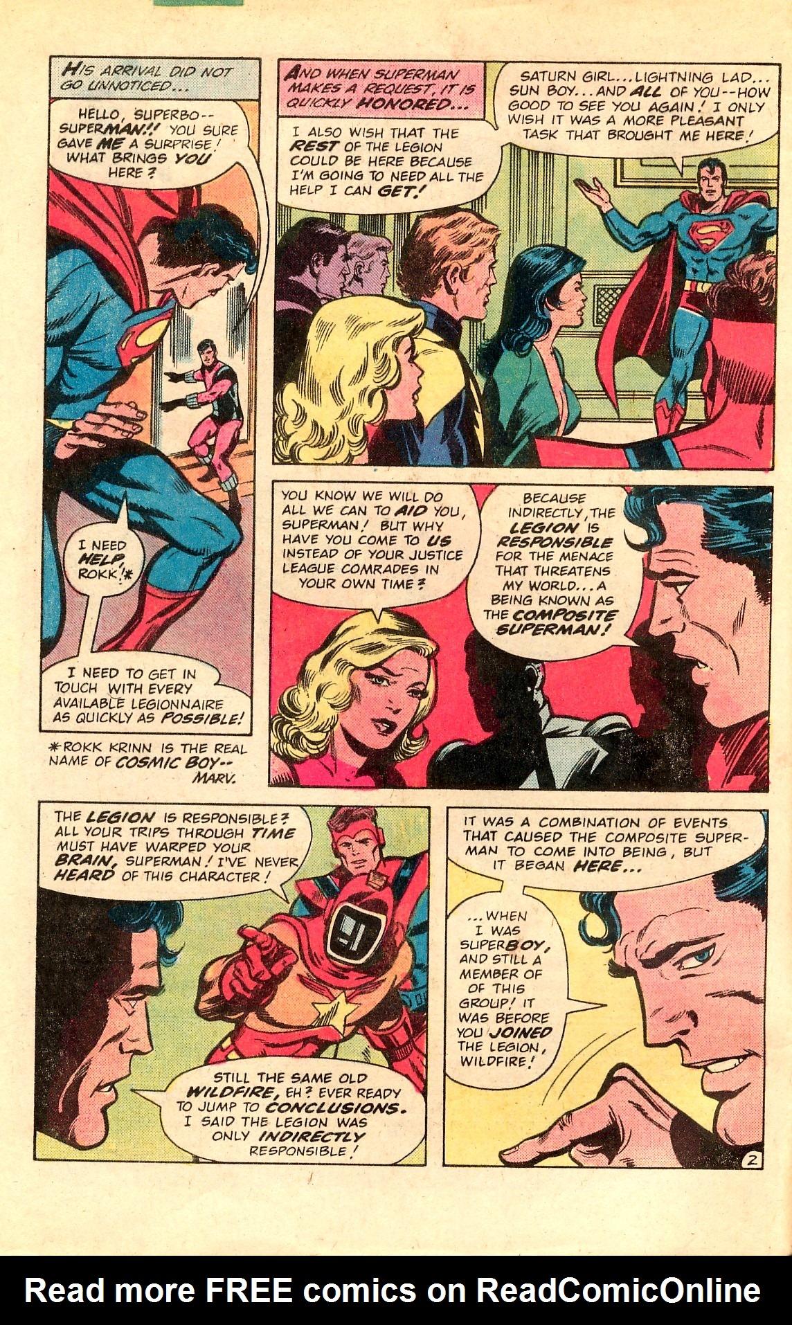 Read online World's Finest Comics comic -  Issue #284 - 4