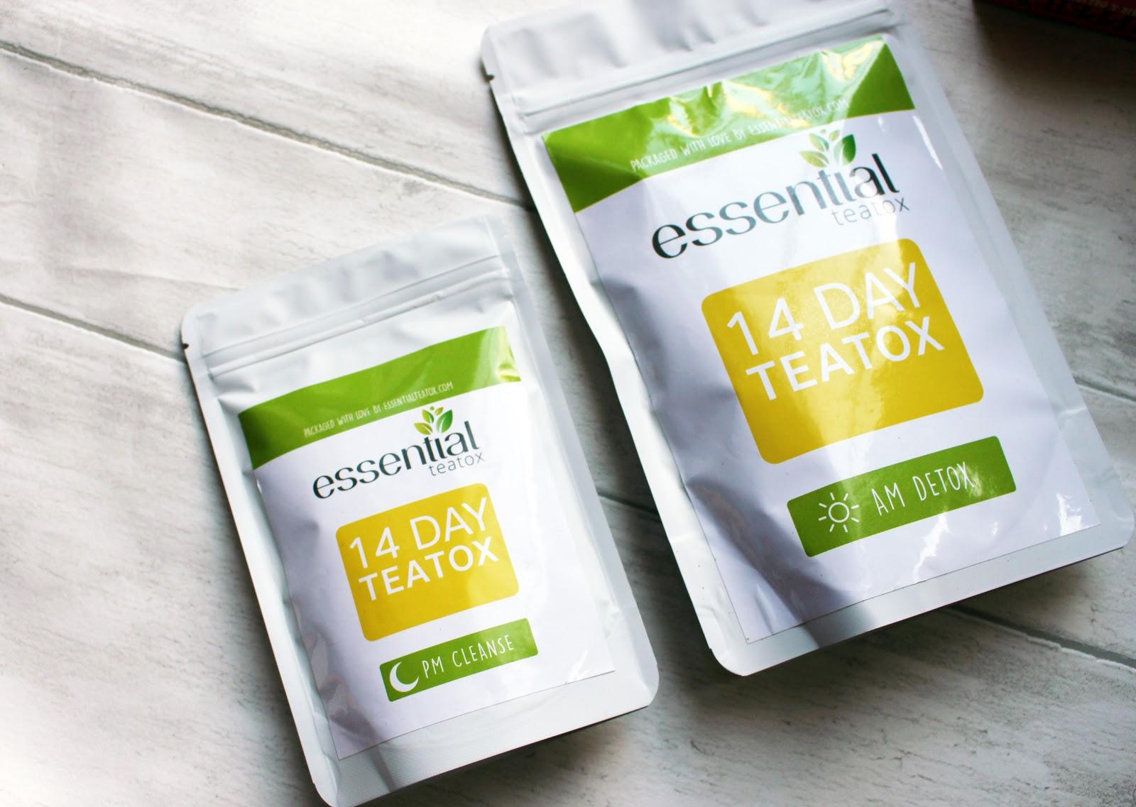 Essential Teatox Detox Tea Weightloss Fast Tea