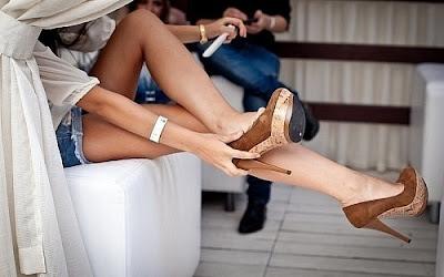 zapatos de moda que usan las famosas