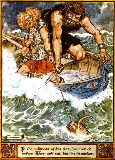 The Norse Mythology Blog Norsemyth Org Another Sixth