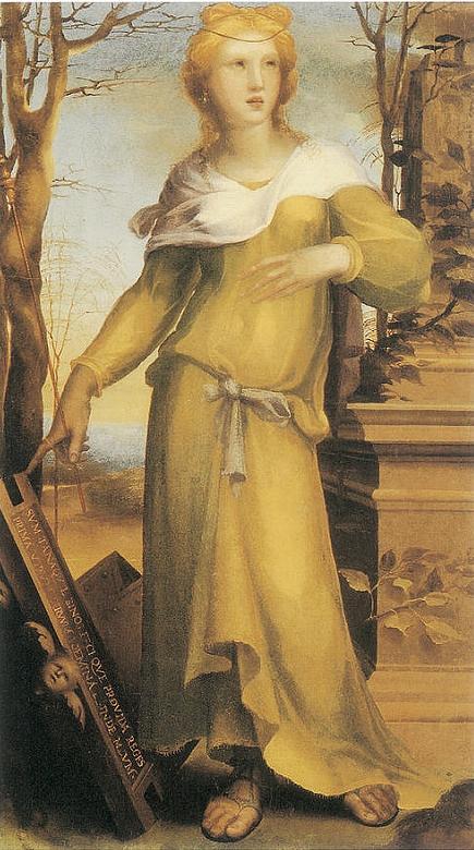 Domenico Beccafumi - Tanaquil