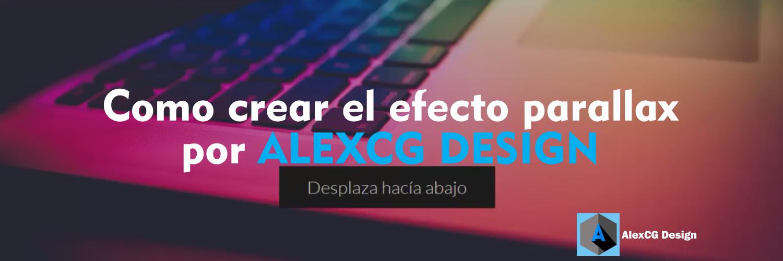 Como-crear-el-efecto-parallax-por-ALEXCG-DESIGN