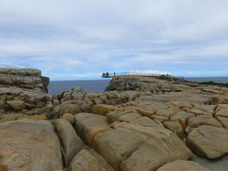 The Gap at Torndirrup National Park