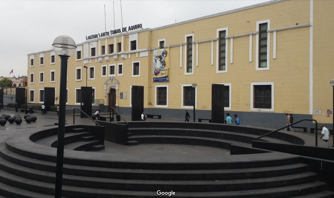 Escuela SANTO TOMAS DE AQUINO - Lima Cercado
