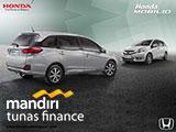 Kredit Honda Mobilio Bandung 2016