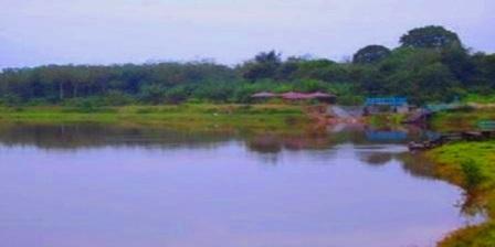 danau maduyan Wisata di Indragiri Hulu Riau