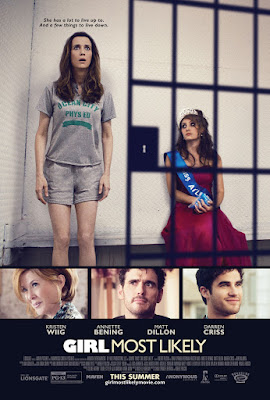 Girl Most Likely Poster