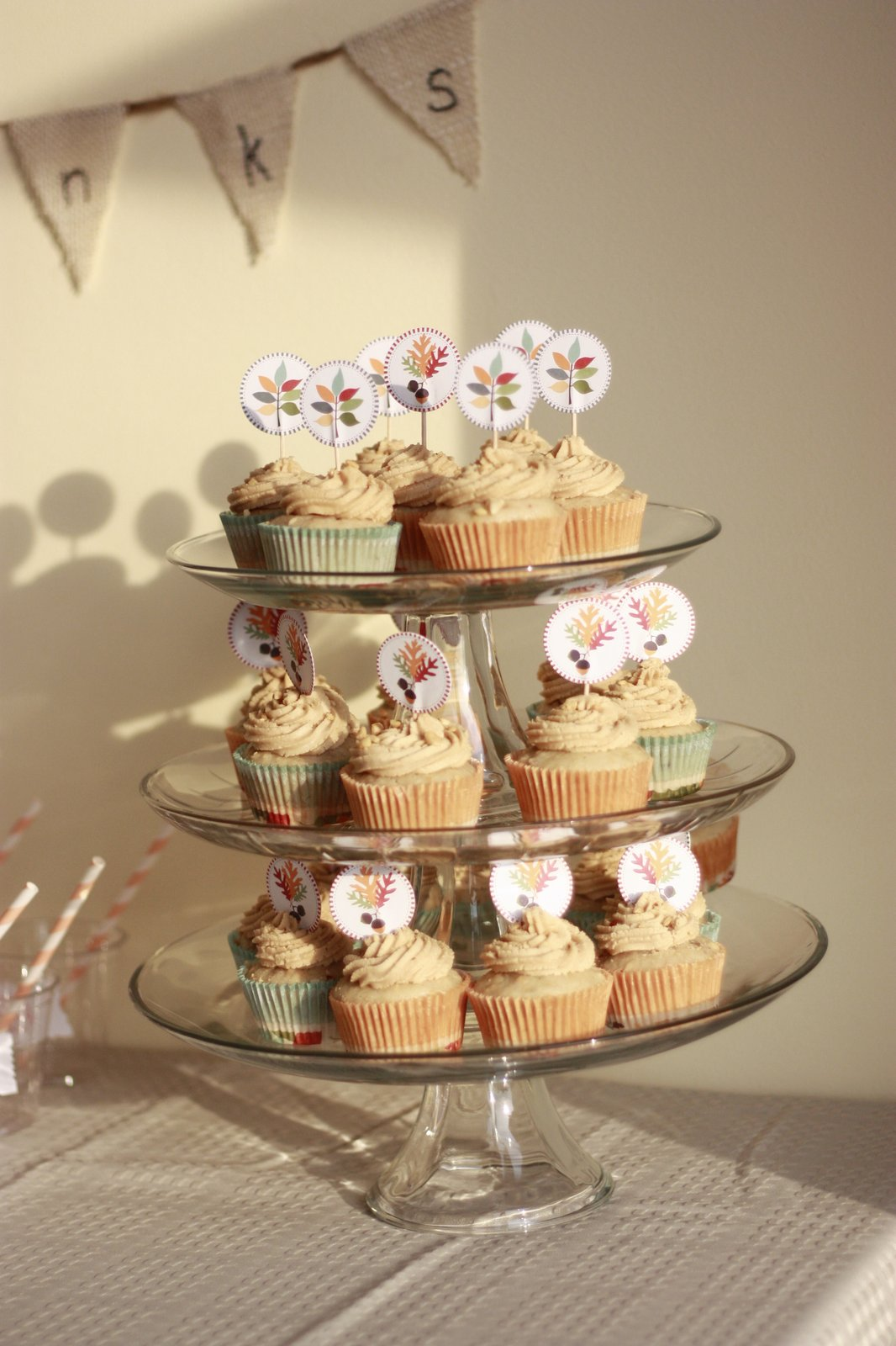 The Frosting on the Cake: Fall Bridal Shower