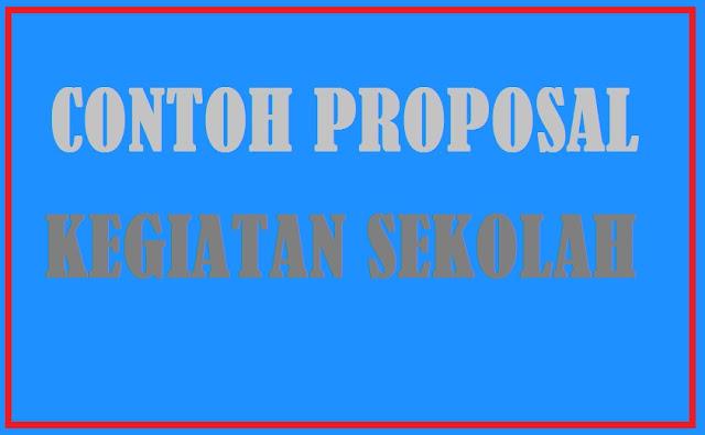 Contoh Proposal Kegiatan Sekolah Pensi