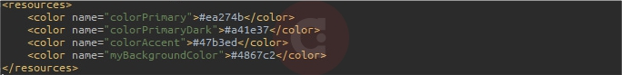 Color Script
