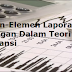 Elemen-Elemen Laporan Keuangan Dalam Teori Akuntansi
