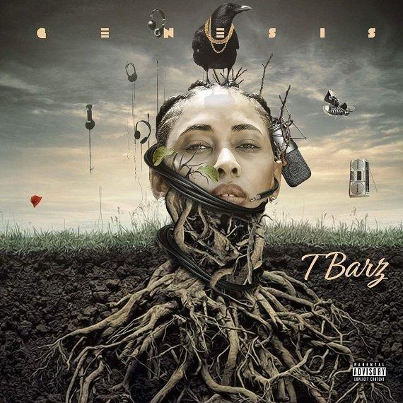 "Female Hip-Hop Recording Artist T BARZ Releases Her Debut Album, ""GENESIS"""