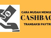 Cara Mudah Mengecek Cashback Transaksi Paytren
