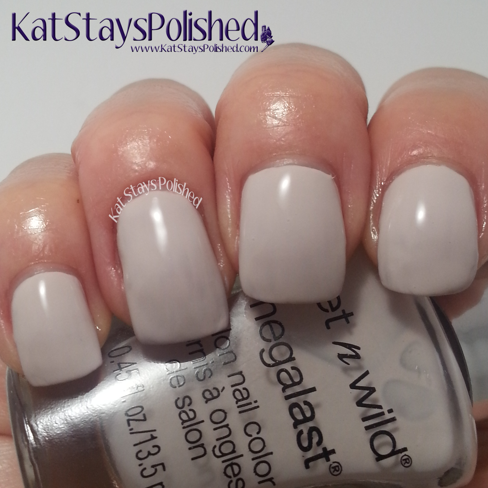 WetNWild MegaLast Silver Lake Collection - A Latte Love | Kat Stays Polished