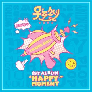 Download Lagu Mp3, MV, Video, WJSN (Cosmic Girls) - Happy