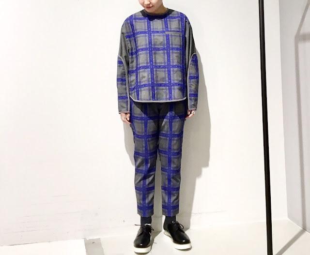 mintdesigns【ミントデザインズ】CHECK LACE TOPS●eighty88eight エイティエイト 綾川・香川