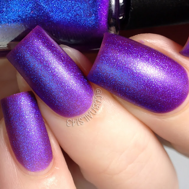 Lollipop Posse Lacquer-A Party for Calming All Your Nerves