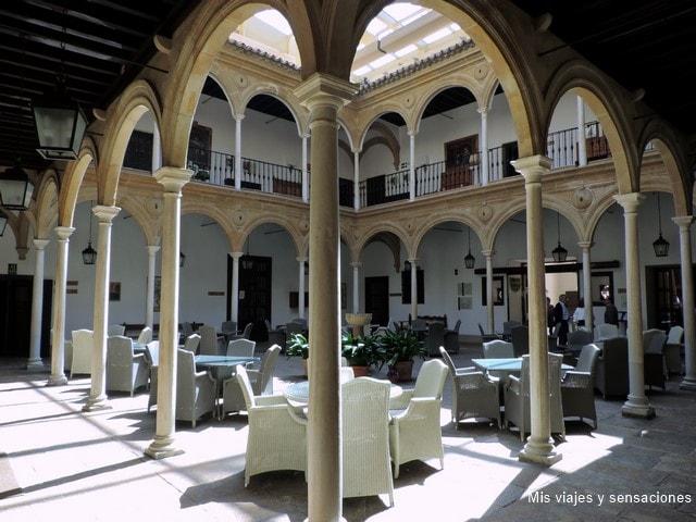 Parador de Turismo de Ubeda, Jaén, Andalucía