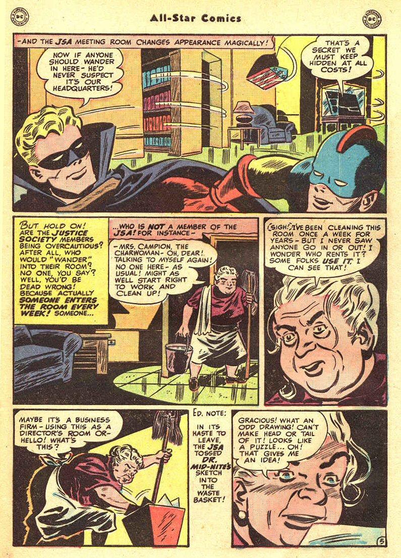 Read online All-Star Comics comic -  Issue #46 - 7