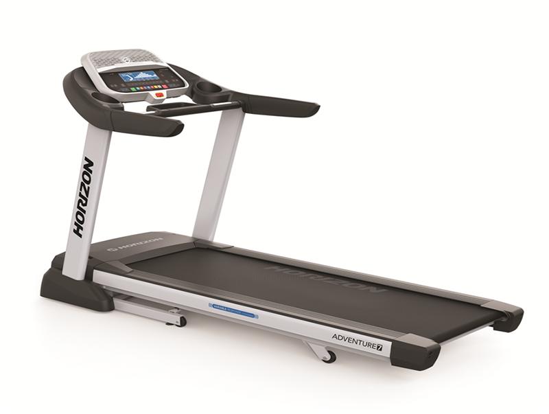Johnson Health treadmill