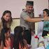 Keakraban Brimob dan TNI Polres Blitar kota Patut Dicontoh