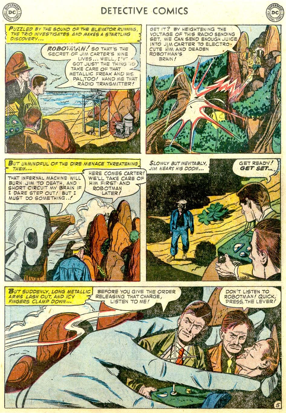 Read online Detective Comics (1937) comic -  Issue #179 - 29