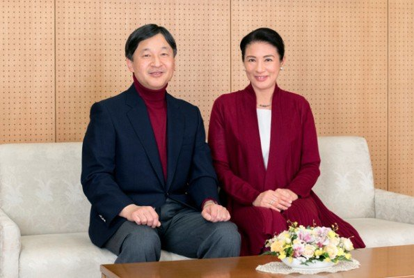 Imperial Household Agency published new photos of Crown Princess Masako. Masako fashion and style