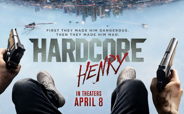 Download Film Hardcore Henry (2016) HDTS Subtitle Indonesia